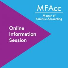 Online information session button